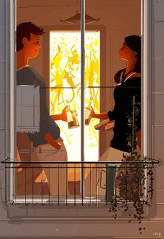 Pascal Campion: January 2015.      It's A Party!