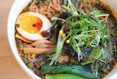 What we're hungry for today: Ridiculously delicious ramen from Ganso in #Brooklyn