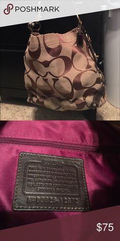 Coach purse Great condition! Coach Bags Hobos