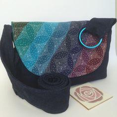 #oscha wrap scrap #babywearing bag