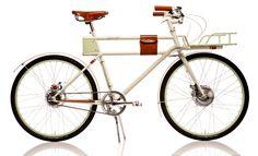Bicyclette électrique Faraday Porteur / Faraday Faraday, société basée à San Francisco dédiée à l'innovation dans le domaine des transpor...