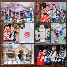 Sahlink's Gallery: Minnie Mouse House
