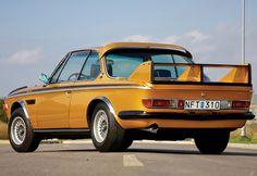 1973 BMW 3.0 CSL (E9)
