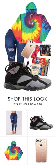 """""""Untitled #37"""" by wavyy-rose on Polyvore featuring NIKE, Casetify and Gucci"""