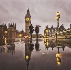 London, published by @bu_khaled in Instagram