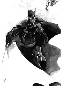 Batman by Gardenio Lima