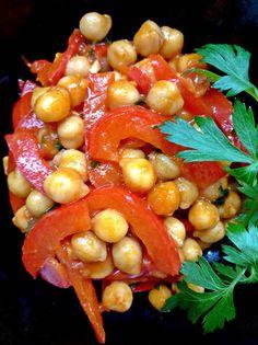 Vegetables, Cooking Ideas, Food, Red Peppers, Essen, Vegetable Recipes, Meals, Yemek, Veggies