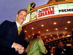John Waters at a premiere at Baltimore's historic Senator Theatre, 2004
