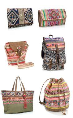 ETHNIC BAGS - sacs ethniques