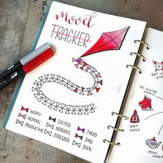 Today I would like to show you my mood tracker! If you like it and would like to get a similar one as a printable check out the link in my bio. Have a lovely day! , , , Today I have my mood tracker for you! If you like it, have a look at […] Bullet Journal Tracker, Bullet Journal Writing, Bullet Journal Aesthetic, Bullet Journal School, Bullet Journal Ideas Pages, Bullet Journal Spread, My Journal, Bullet Journal Inspiration, Bellet Journal
