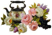 Designer Clothes, Shoes & Bags for Women Decoupage, Tea Party, Stamp, Stud Earrings, Den, Album, Vintage, Polyvore, Flowers