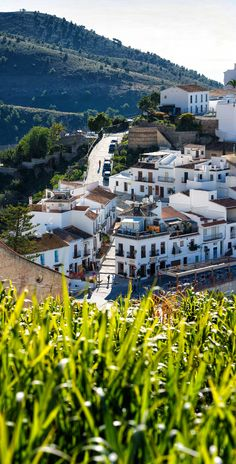 Frigiliana, Andalusia, Spain by Ulf Bodin