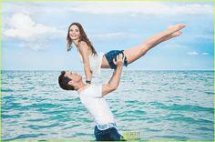 Jeffrey Donovan & Gabrielle Anwar