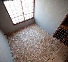 Upcycling wood into patchwork flooring