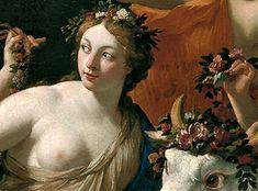 L'Enlèvement d'Europe, 1640, Simon Vouet