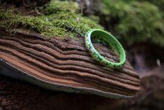Βραχιόλι λεπτό ξύλινο, λουλούδια, πράσινο Rings For Men, Silver Rings, Jewelry, Men Rings, Jewlery, Jewerly, Schmuck, Jewels, Jewelery