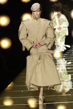 Christian Dior S.A. fall 2002 couture collection.