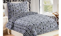 Oblieček Mikrovlákno a Mikroflanel Sorbo, i-matrace. Comforters, Blanket, Bed, Home, Creature Comforts, Quilts, Stream Bed, Ad Home, Blankets