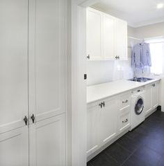 Wonderful Kitchens #Caesarstone 5141 Frosty Carrina quartz countertops