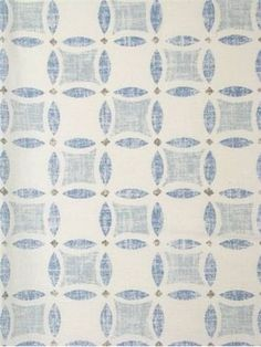 """Yorkville Chambrey.  Sarah Richardson Design Fabric by Kravet. 55% linen-45% cotton washed and weathered geometric print. Perfect for upholstery, pillow covers, top of the bed or drapery panels. 6.5"""" repeat, 15,000 double rubs. 54"""" wide. Made in U.S.A."""