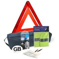 European Driving Kit - Warning Triangle
