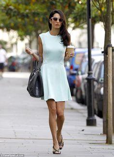 {this dress} Amal Alamuddin