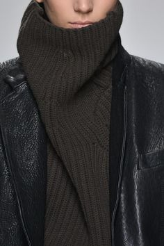 Haider Ackermann A/W '13 Knit made by cousy/knitoffice :) !