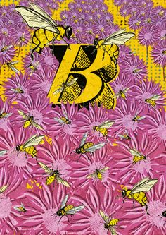 B - a Hum of Bees