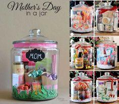 anyák napi ajándékok Homemade Gift Baskets, Homemade Gifts, Burts Bees, Jar, Decor, Decoration, Handcrafted Gifts, Diy Gifts, Handmade Gifts