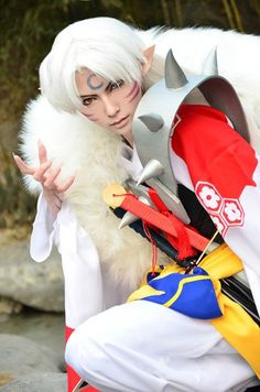 Sesshomaru cosplay