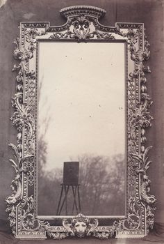 Charles Thurston Thompson (1816-1868), Autoportrait. Angleterre, 1853