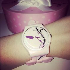 DREAMCAKE http://www.swatch.com/zz_en/watches/ss2014_pastrychefs.product-SUOZ173.html #Swatch