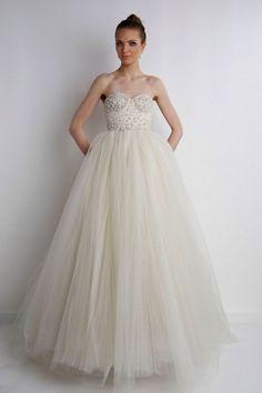 Ball Gown Wedding Dresses : Rafael Cennamo Wedding Dresses  MODwedding