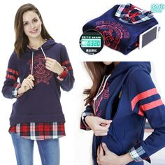British style Nursing top Autumn and Winter plaid paragraph patchwork Maternity Clothes Breastfeeding clothes Maternity Sweater $41.38   => Save up to 60% and Free Shipping => Order Now! #fashion #woman #shop #diy  http://www.mybreastfeeding.net/product/british-style-nursing-top-autumn-and-winter-plaid-paragraph-patchwork-maternity-clothes-breastfeeding-clothes-maternity-sweater/