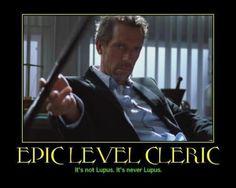 Epic Level Cleric
