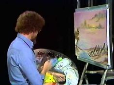 ▶ Bob Ross - Seascape - Painting Video - YouTube