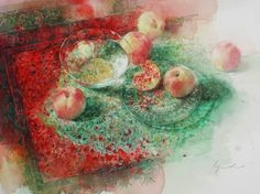 Yuko Nagayama 永山裕子, 1963 ~ Symbolic Watercolor painter | Tutt'Art@ | Pittura * Scultura * Poesia * Musica |