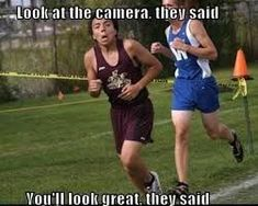 competitor daughter country running cross funny memes about haha brae runs top my 10 Haha my daughter Brae runs cross country Top 10 Funny Memes About Running Competitor RunningYou can find Running humor and more on our website Funny Running Memes, Running Humor, Running Workouts, Running Tips, Funny Memes, Funny Running Pictures, Funny Running Motivation, Running Facts, Runners Motivation