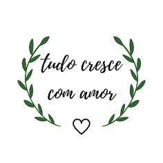 Tag Cresce Com Amor ❤️ [Tag para imprimir] Quotes En Espanol, Funny Phone Wallpaper, Perfection Quotes, Lettering Tutorial, Doodle Art, Instagram Feed, Texts, Poster Prints, Words