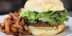 The YellowBelly Burger