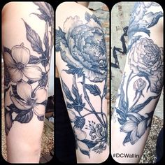 #Flowers healed #8ofSwordsTattoo
