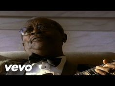 B.B.King...The thrill is gone..ft Tracy Chapman.....Love this..L.Loe