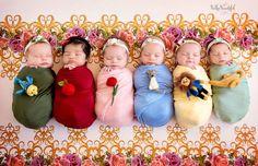 Disney babies belly beautiful portraits