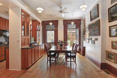 Brooklyn Brownstone: 230 Bergen St interior kitchen (south)
