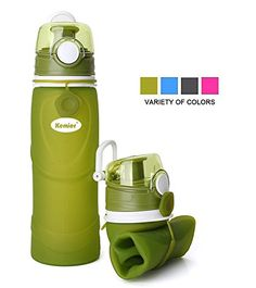 Kemier Collapsible Silicone Water Bottles-750ML,Medical G... https://www.amazon.com/dp/B06XYK796X/ref=cm_sw_r_pi_dp_U_x_l7ejAbXXGFBPJ