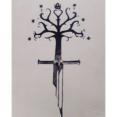 Image result for lord of the rings lotr elves tattoo