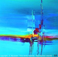 """""""Le souffle bleu"""" / """"Blue Breath"""" (C) Eliora Bousquet"""