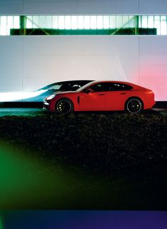 From hybrid supercars to hi-tech campervans, Germany is pushing auto innovation into top gear. Think AI dashboards, pure electric ideals and cult concept hits. Here's all you need to know about the very best in German motor manufacturing and design in 2018... | #cars #innovation #germancars | Porsche Panamera Turbo S E-Hybrid car