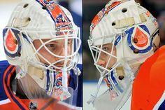 NHL Goalie Masks by Team (2016)