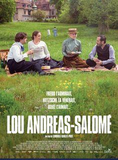 Lou Andreas-Salomé : Affiche